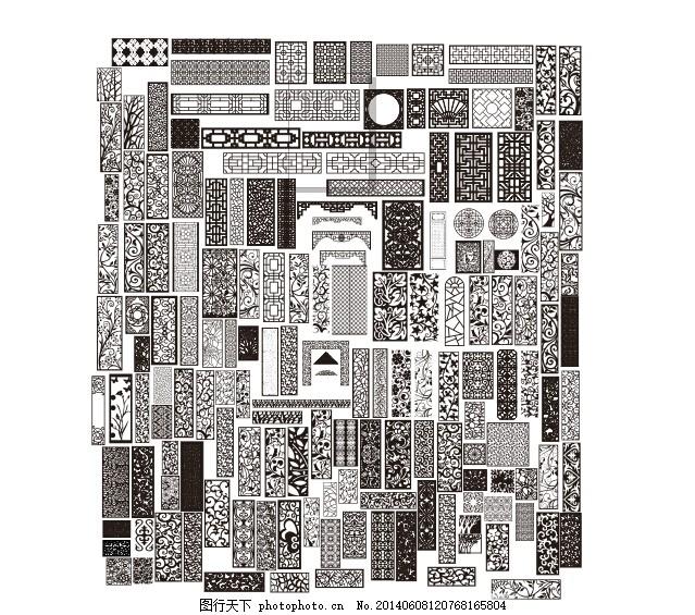 欧式石钵平面图