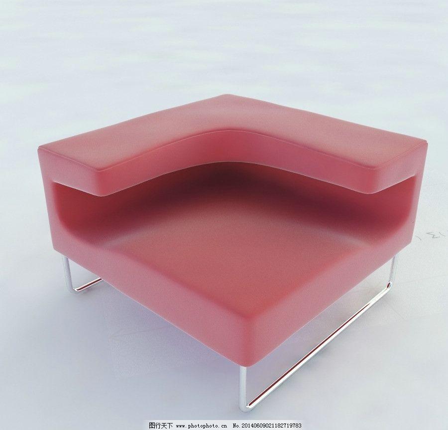 沙发 家具 室内模型 单体模型 vray模型 沙发模型 max模型 重制版单体