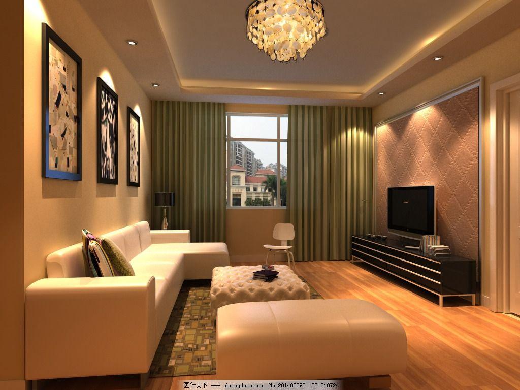 温馨客厅免费下载 设计 温馨 装修 装修 设计 温馨 家居装饰素材 室内