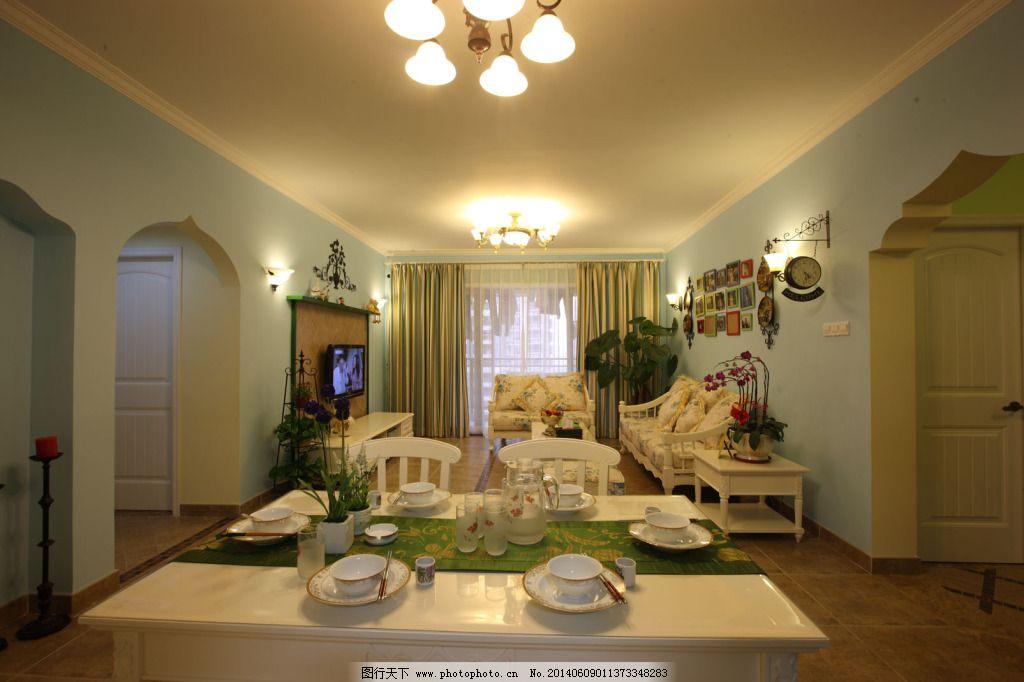田园客厅装修免费下载      设计 田园 设计      田园 家居装饰素材