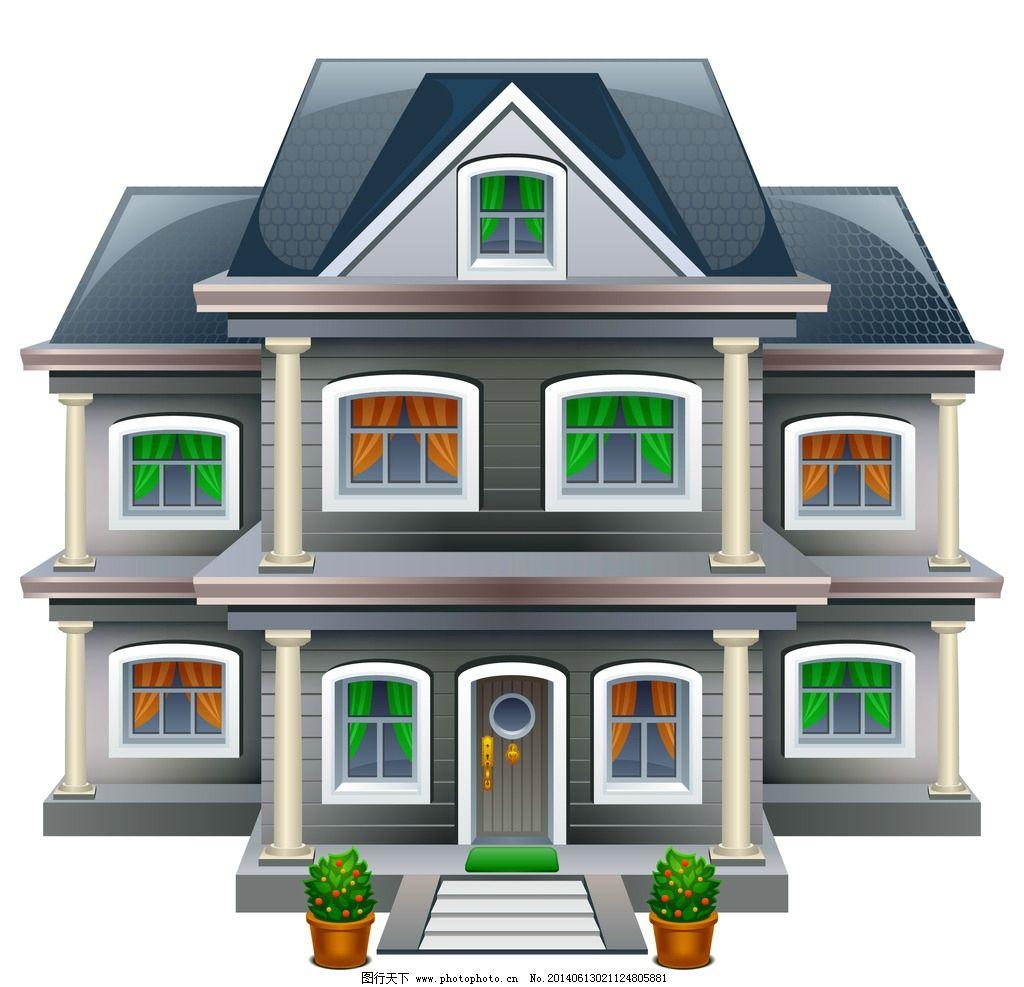 立体建筑 城镇 3d建筑物 房产 家居 建模 模型 建设 房地产 3d设计 3d