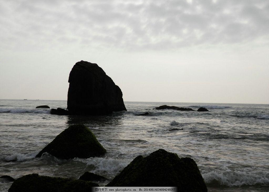 海滩 礁石/海滩礁石图片