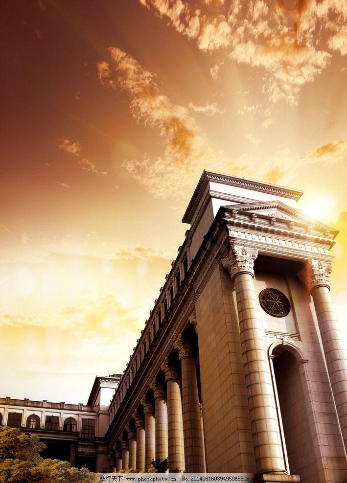 地产 建筑 西班牙 欧式 房顶 教堂 巴塞 欧洲 窗贴 大气 建筑摄影