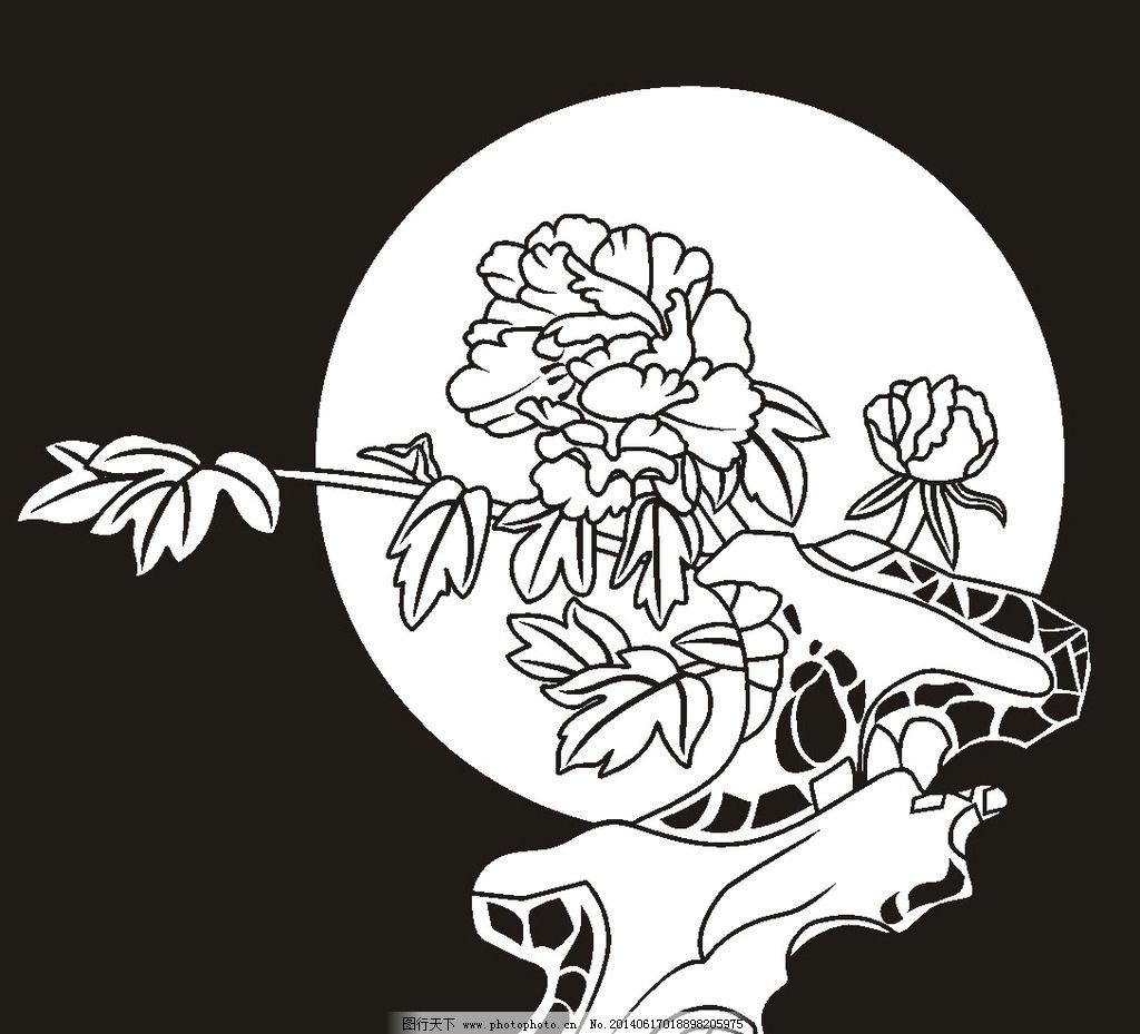 隔断 背景 丝印 磨沙 烤漆 石雕 木雕 刺绣 窗花 剪纸镂空 古典花纹