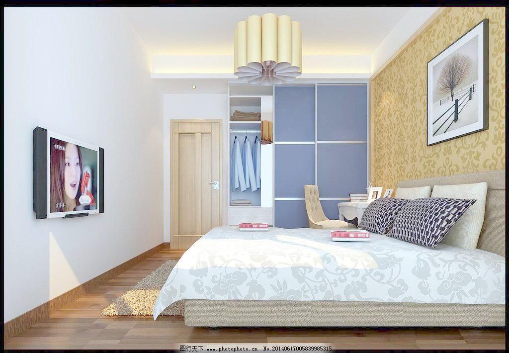 背景墙 房间 家居 起居室 设计 卧室 卧室装修 现代 装修 1024_710