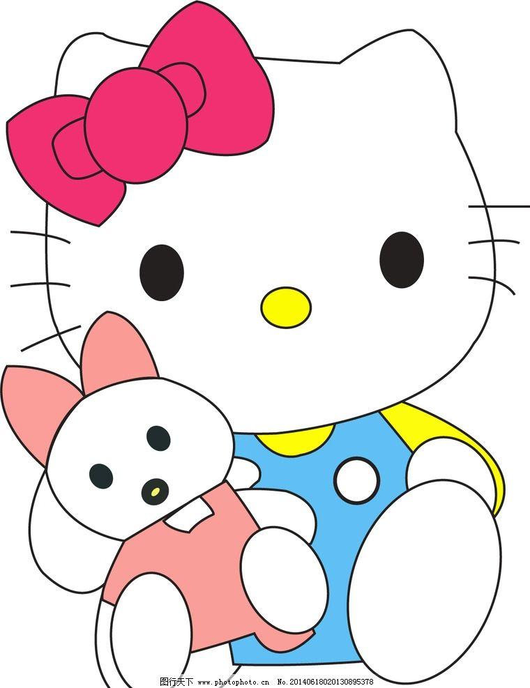 凯蒂小猫 凯蒂小猫印刷 雕刻 墙贴 手绘 t恤 卡通设计 广告设计 设计