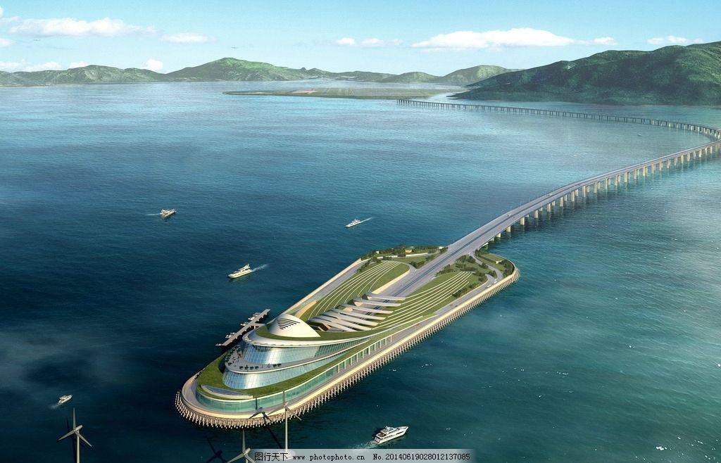 港珠澳大桥 轻轨会经过珠海具体哪些路段