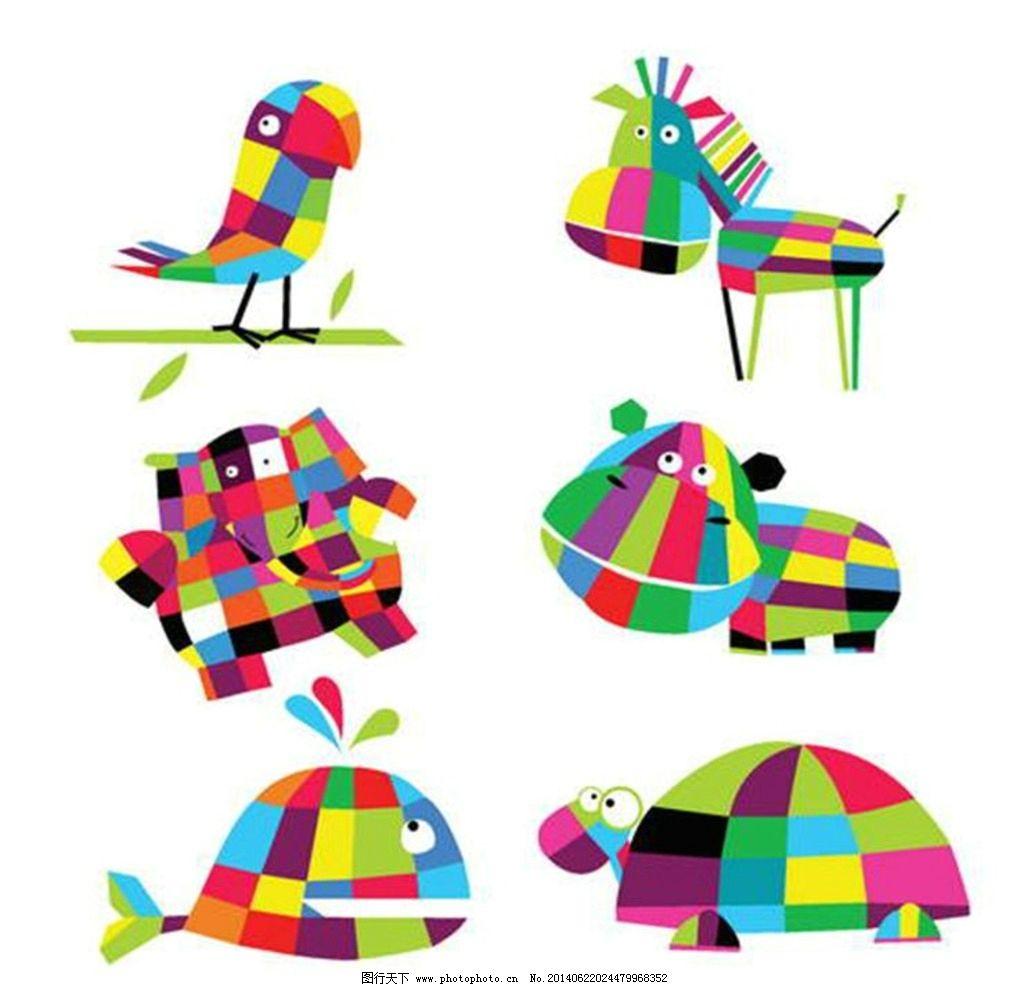 卡通动物 动物图片