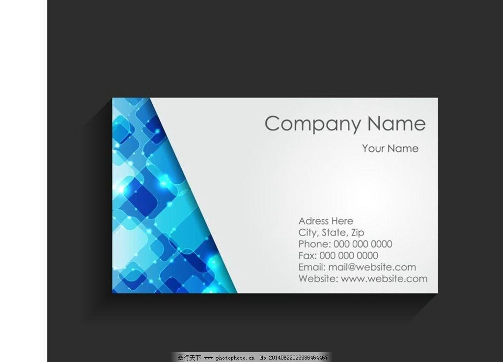 商务名片 公司名片 名 卡片 名片设计 卡片设计 外国名片 名片模板