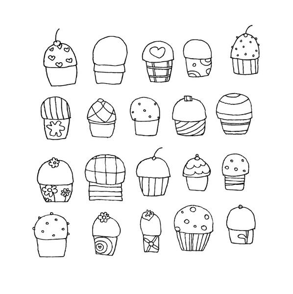 矢量蛋糕免费下载 ai 蛋糕 矢量图 手绘 矢量图 ai 手绘 蛋糕 其他