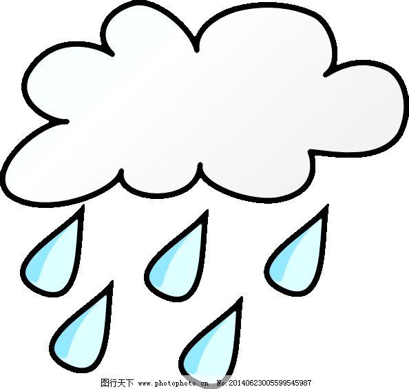 多雨的天气剪贴画免费下载 下雨的 多雨的天气剪贴画 矢量图 其他矢量