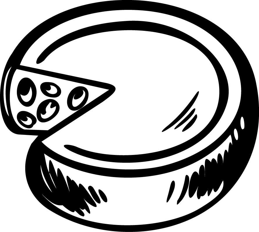 插画 黑白 美食 手绘 线条 手绘 插画 美食 黑白 线条 矢量图 日常