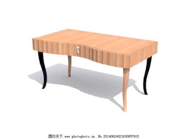 欧式桌3d模型桌子3d模型免费下载 欧式桌3d模型 欧式桌模型 欧式桌