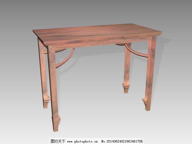 3d模型免费下载 欧式桌3d模型 欧式桌模型 欧式桌效果图 桌子效果图