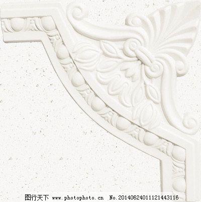 室外模型欧式浮雕3d素材3d装修模板
