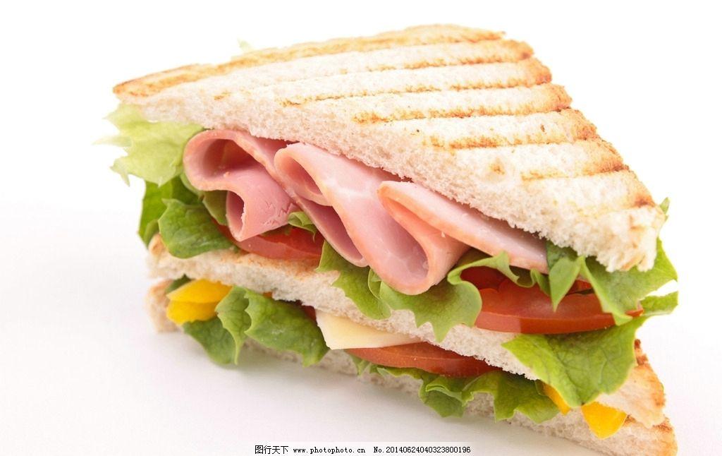 三明治 西餐 快餐 餐图片图片
