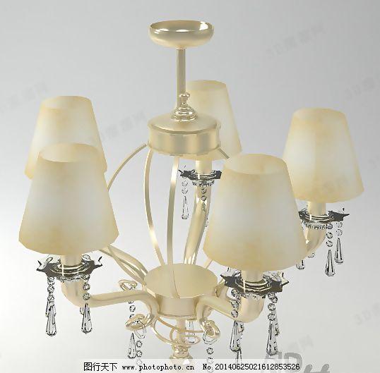 max9 灯具 吊灯      欧式      max9 有贴图 欧式 吊灯 花式 灯具