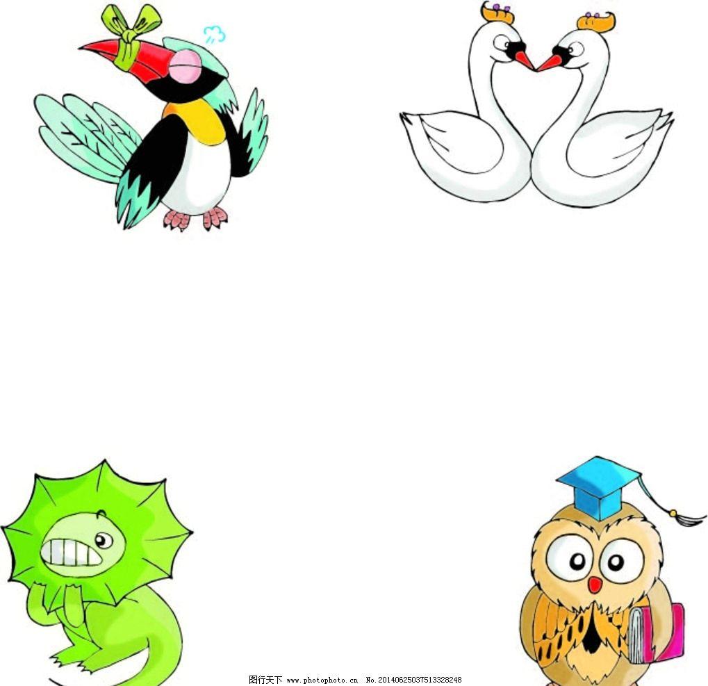 动物 卡通动物 动物大全 卡通图片_电脑网络_生活百科