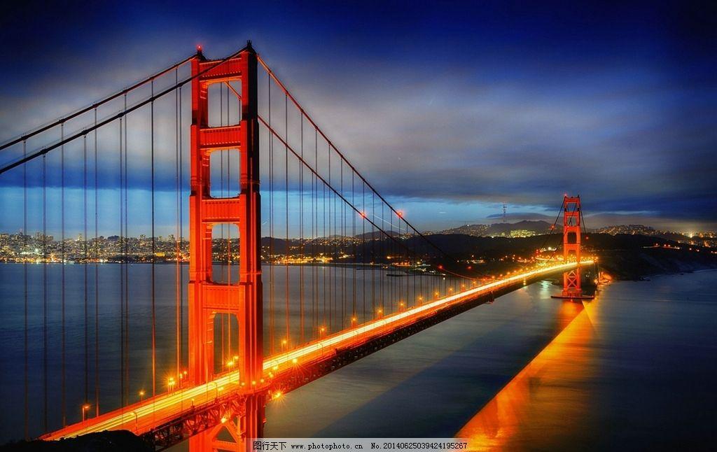 跨海大桥 大桥夜景 城市桥梁 高架桥 桥梁建筑 建筑摄影 建筑园林