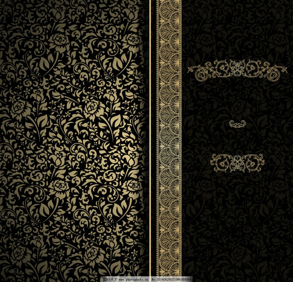 传统花纹 布纹 时尚花纹 时尚布纹 韩式花纹 背景 边框花纹 欧式花纹