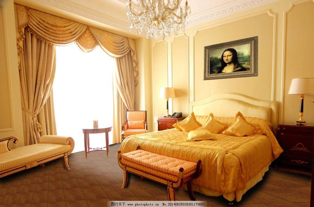 欧式古典卧室 欧式 古典