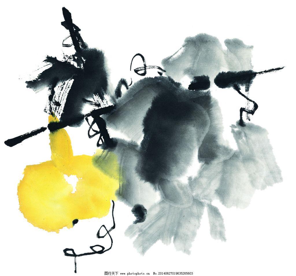葫芦架免费下载 工笔 国画 绘画 墨染 水果 桃子 写意 艺术 中国画 葫