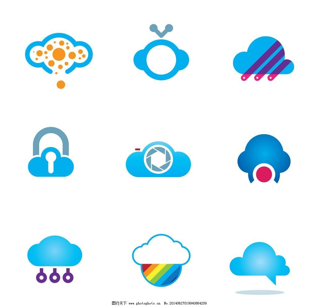 公司企业logo 天气图标 公司标志 公司图标 企业标志 企业图标