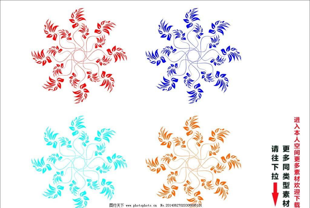 花纹矢量素材 花纹模板下载 欧式 欧式花纹 时尚欧式花纹 罗马柱 手绘