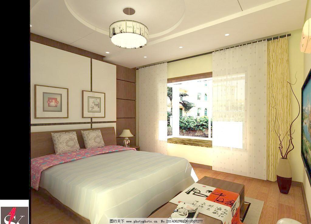 卧室 装修效果图