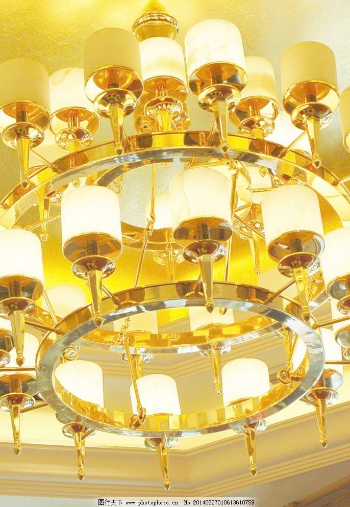 餐厅吊灯 餐厅吊灯免费下载 婚礼现场 节日庆祝 欧式吊灯 摄影