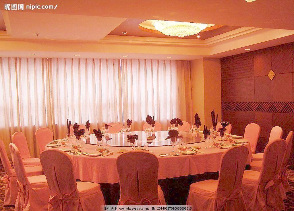 酒店餐厅圆桌pvc