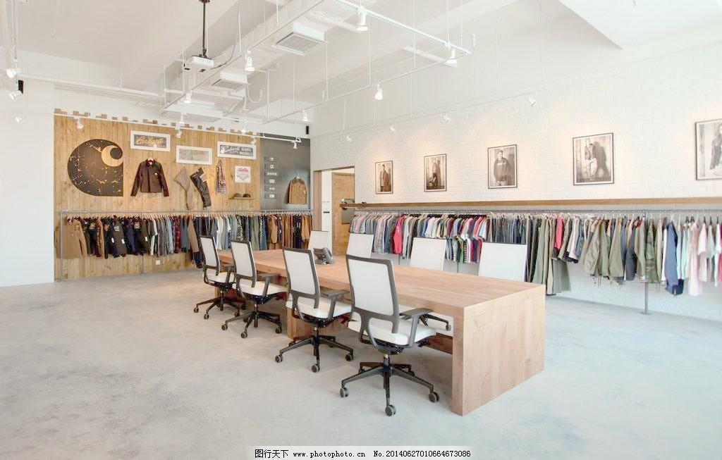 红木 品牌店 北欧风格 美式 服装店 装修      吧台 真皮沙发 吊顶