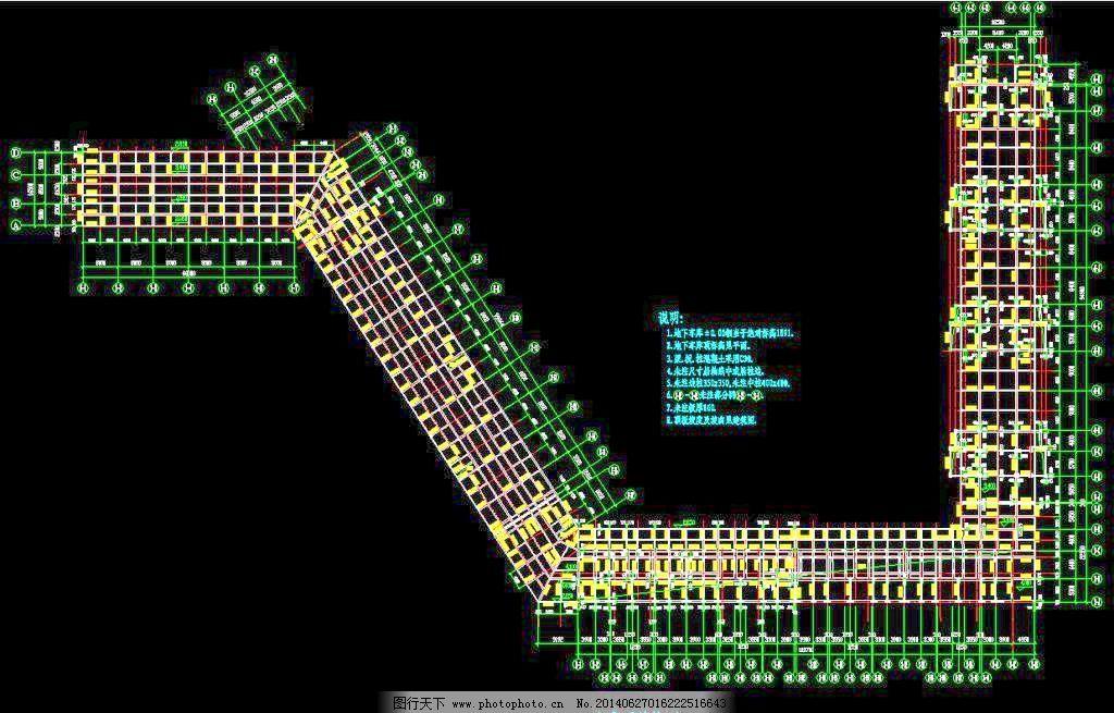户型 花园 环境设计 建筑设计 楼层 平面图 施工图 室内设计 车库结构