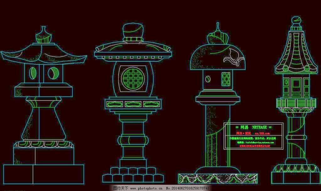 中式构造墓素材_室内图纸_CAD图纸_图皓月行天前灯秦皇城图片