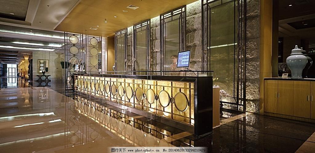 jpg 摆设 大堂 大厅 饭店 服务台 高级会所 隔断 工艺品 罐子 酒店