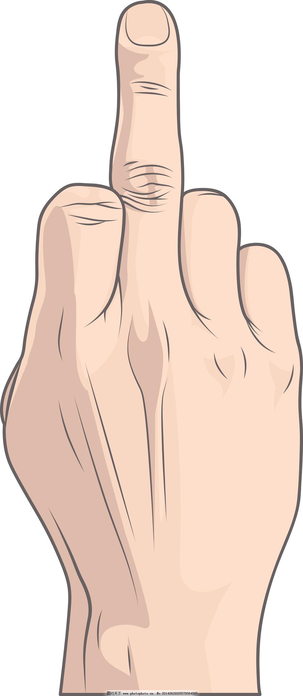 向量的手势