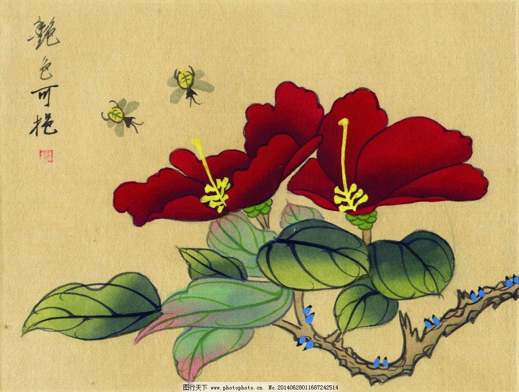 牡丹图绘画 牡丹图绘画免费下载 白描 工笔 国画 花卉 花鸟 美术