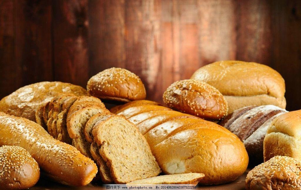 面包 点心