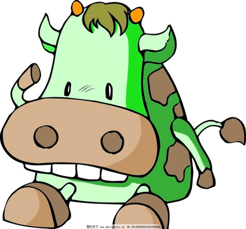 卡通动物 动物 动物图片_ppt图表_ppt_图行天下图库