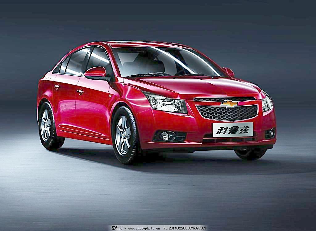 交通工具 汽车 设计 现代科技 雪佛兰 雪佛兰 汽车 科鲁兹 红色汽车