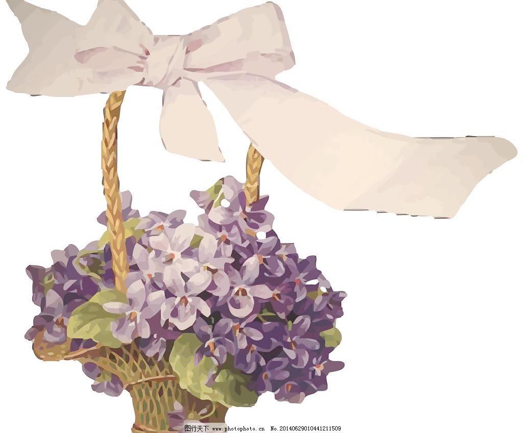 紫罗兰移门 紫罗兰图案 梦幻 手绘花纹 手绘花朵 移门花纹 欧式复古