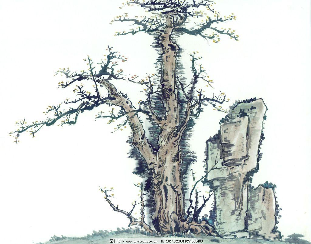 写意 文化艺术 装饰 绘画 中国画 国画 白描 花卉 花鸟虫鱼 装饰素材