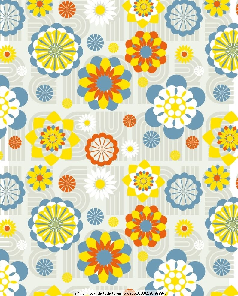 花纹图案 彩色图案 几何花纹 手绘花纹 布纹 印花 时尚花纹 布纹底纹