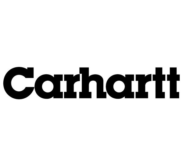 欣赏/Carhartt logo设计欣赏Carhartt服装品牌LOGO下载标志设计欣赏