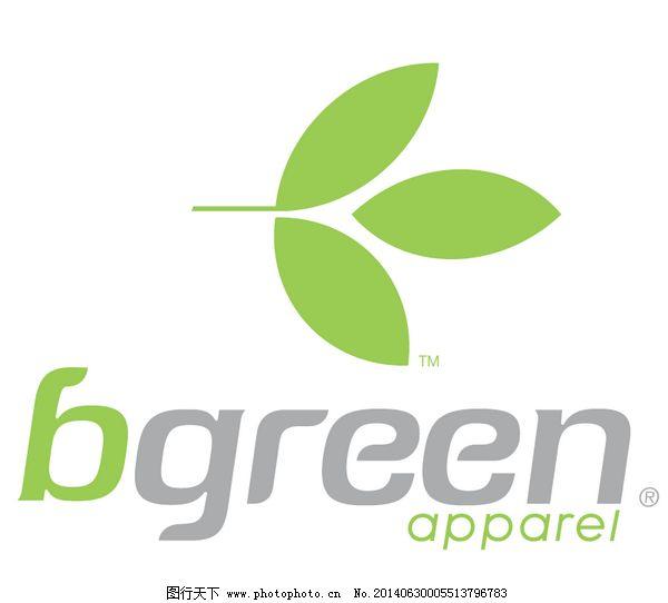 欣赏/BGreen_Apparel(1) logo设计欣赏BGreen_Apparel(1)服装品牌...