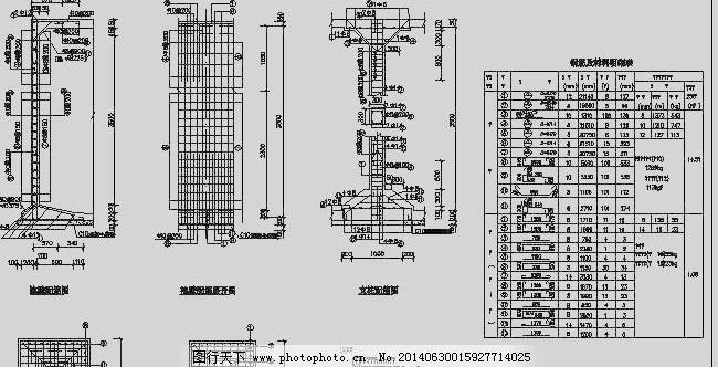100m3蓄水池设计图