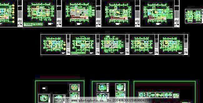 别墅装修设计图免费下载 别墅 房屋装修 建筑设计 图纸 装修 别墅 装修 别墅装修设计图 房屋装修 图纸 建筑设计 CAD素材 建筑图纸