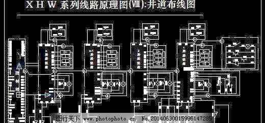 建筑设计 交流 图纸 交流 双速 电梯 交流双速电梯电气图 电气原理